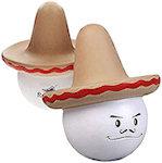 Fiesta Mad Cap Stress Balls